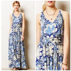 Anthropologie | Vanessa and Virginia Maxi Dress